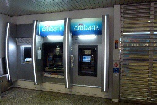 花旗銀行提供信用卡持卡人透過ATM「預繳卡費」的功能出現漏洞,遭一名男子詐騙63...