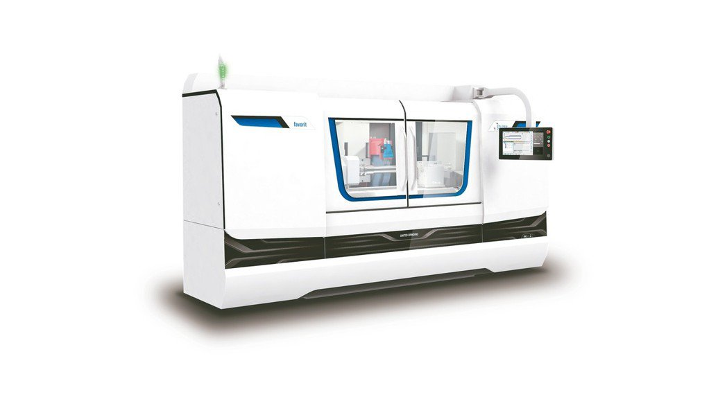 瑞士STUDER內外複合研磨機favorit CNC,具高品質、高性價比、可萬用...