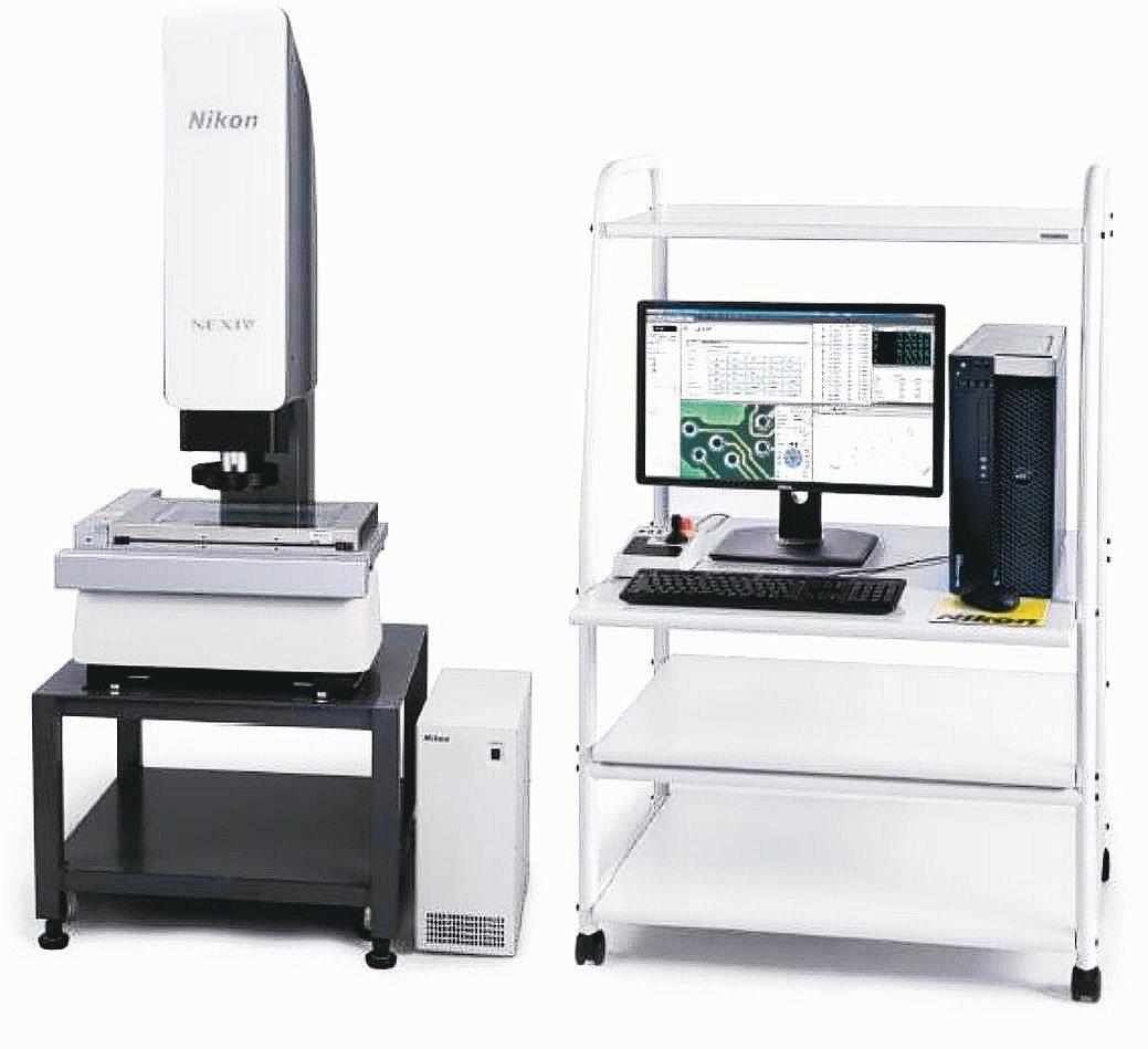 CNC 2.5D影像自動量測系統(VMZ)是NIKON、Sensofar總代理,...