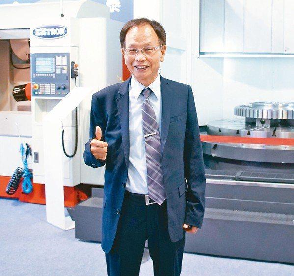 程泰集團董事長楊德華。 本報系資料庫