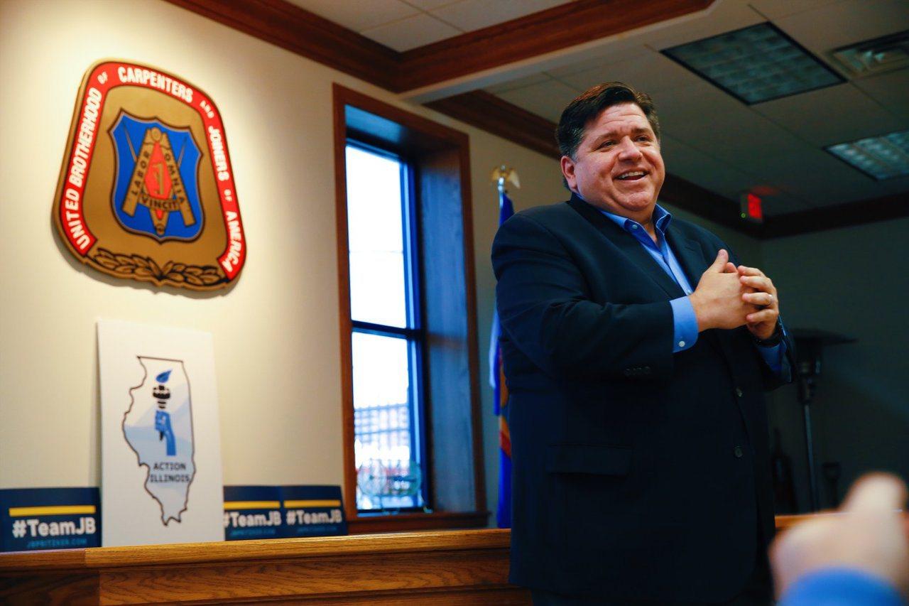 伊利諾州共和黨現任州長朗納,6日晚間近8時宣布敗選,民主黨籍的州長候選人普立茲克...