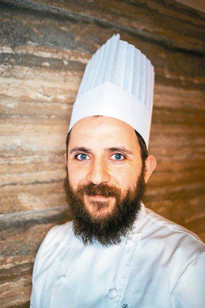 米其林主廚Donato Ascani(見圖)來台與君品合作菜單。 君品/提供