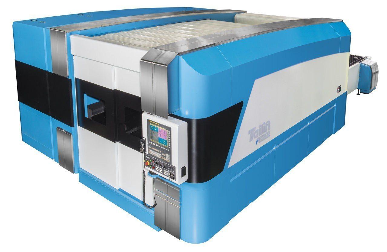 台勵福集團此次在TMTS展上,亦推出高階工業型FL系列-光纖雷射切割機。 業者/...