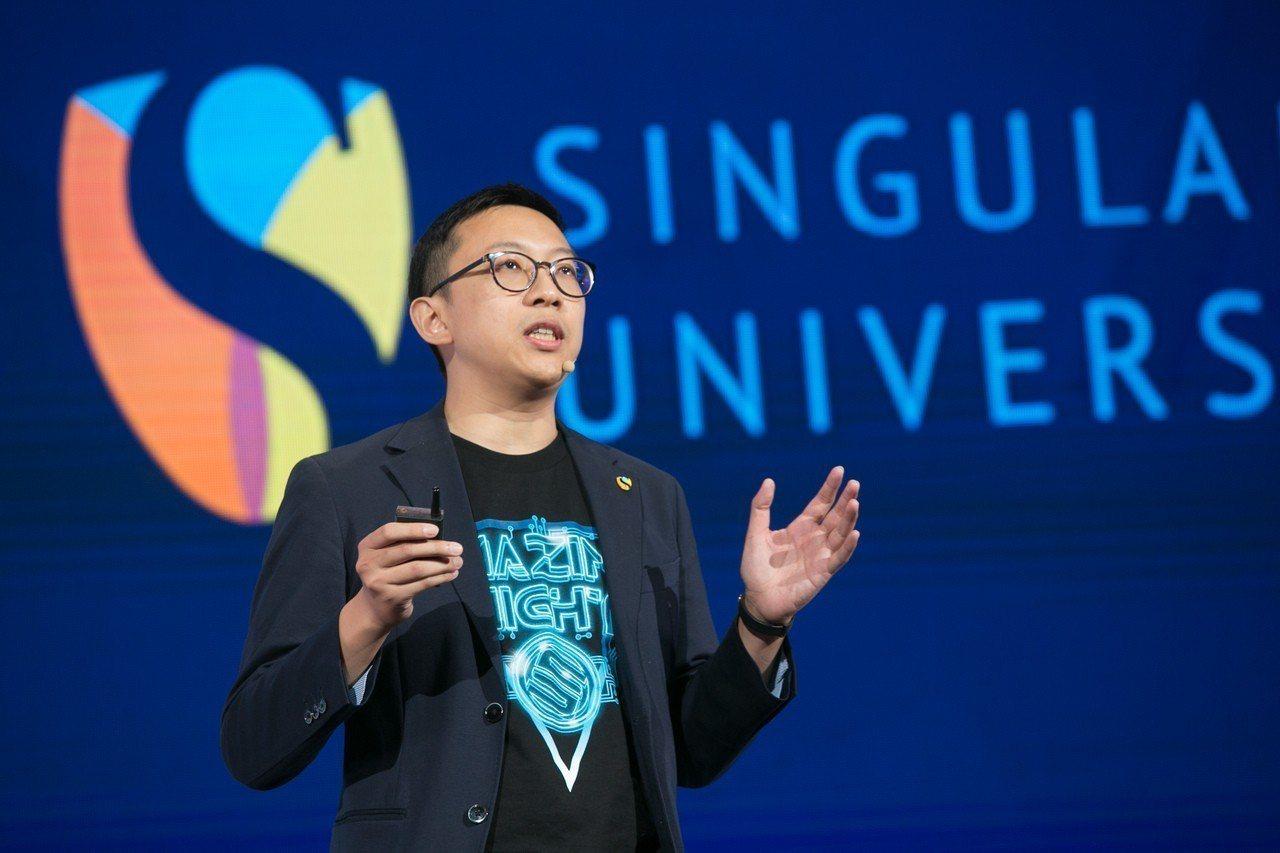 北科大助理教授葛如鈞熱衷於區塊鏈與虛擬貨幣教育議題。 葛如鈞/提供