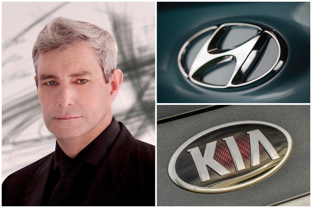 Luc Donckerwolke將接掌Hyundai-Kia集團的首席設計師。 摘自Hyundai、Kia