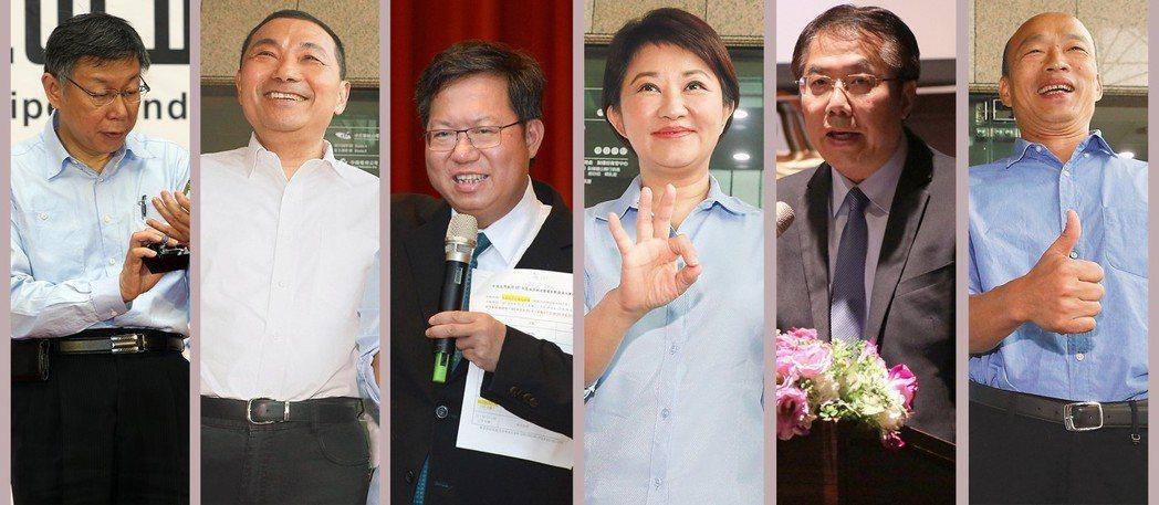 包括本島及金門、連江、澎湖縣九合一縣市長選舉預測結果,目前已有逾兩千人參與,目前...