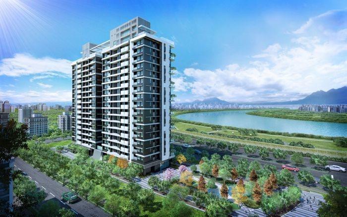 142米超大面寬視界,創見在家旅行的villa休閒處,領略台灣獨樹一幟心靈地標。...