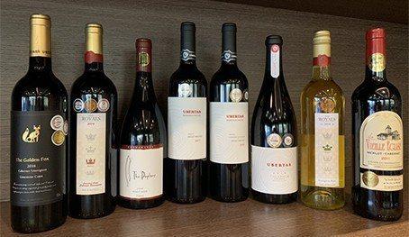 霓多引進多款世界各地得獎葡萄酒。 業者/提供