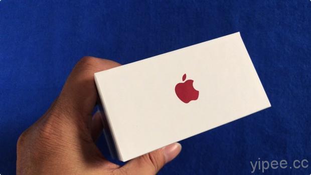 紅色版的 iPhone XR 包裝盒的 Apple 也是紅色。 圖片及資料來源:...