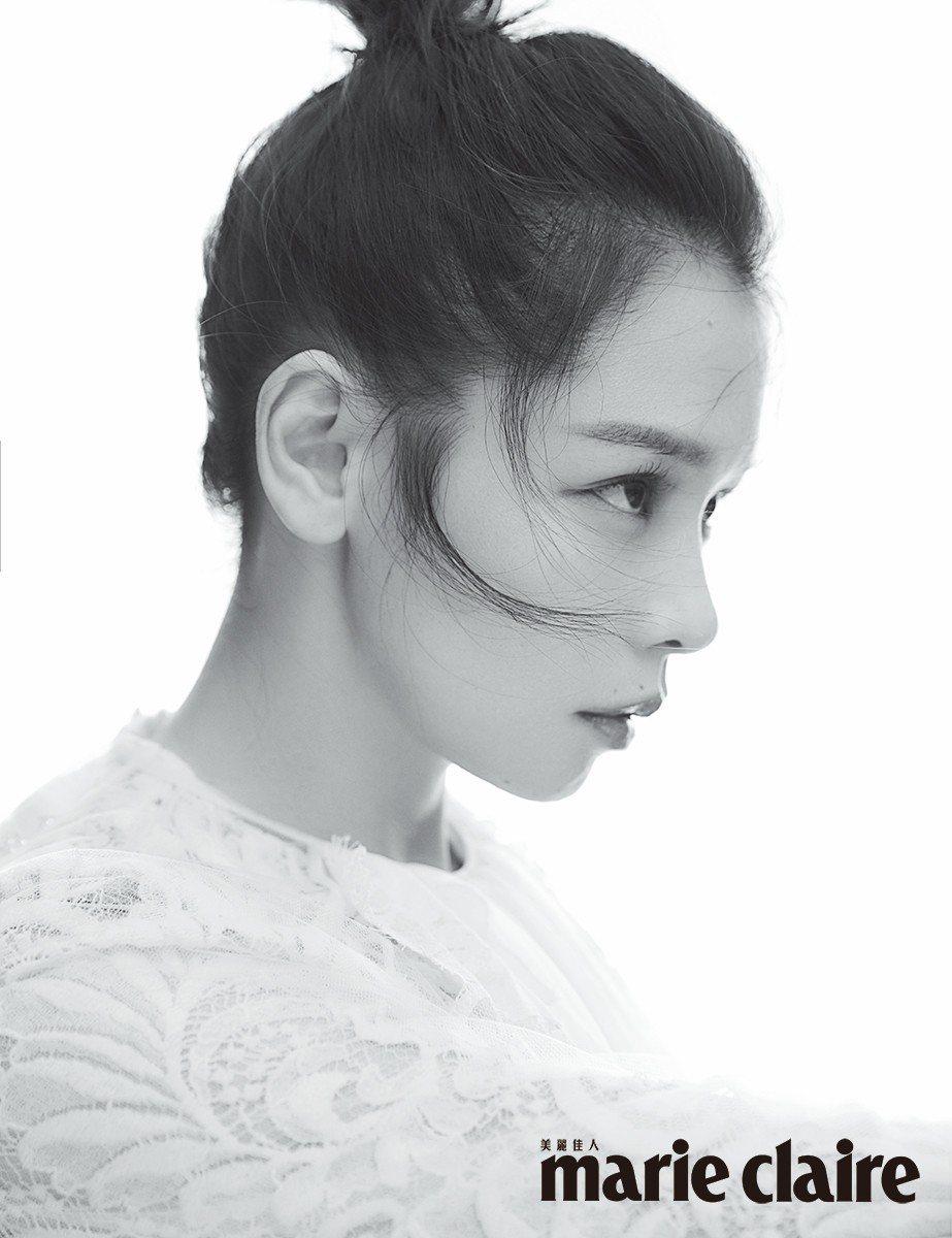 徐若瑄將在電影、唱片事業上復出。圖/Marie Claire美麗佳人提供