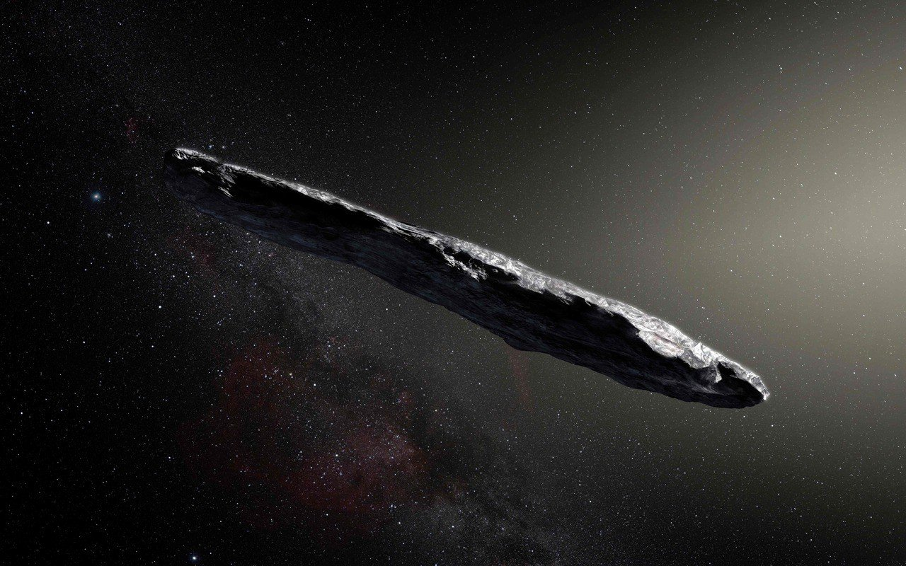 哈佛天文學家近期發表論文,指出去年10月發現的「斥侯星」可能是外星人的探測船。美...