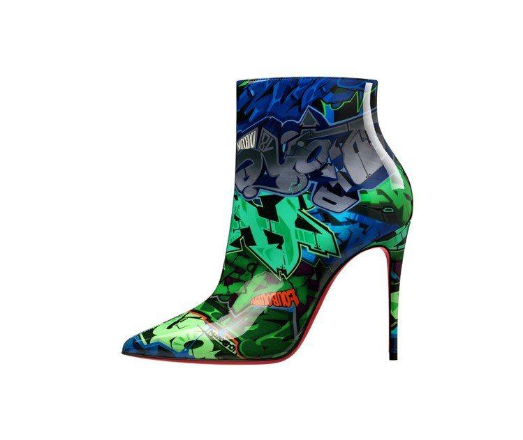 So Kate系列低筒靴款,價格店洽。圖/Chrisitan Louboutin...