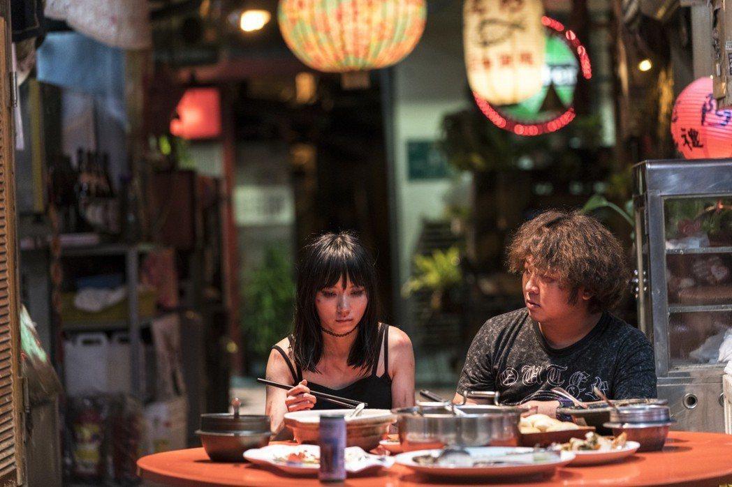 「小美」片中出現許多台灣獨特的風景。圖/甲上娛樂提供