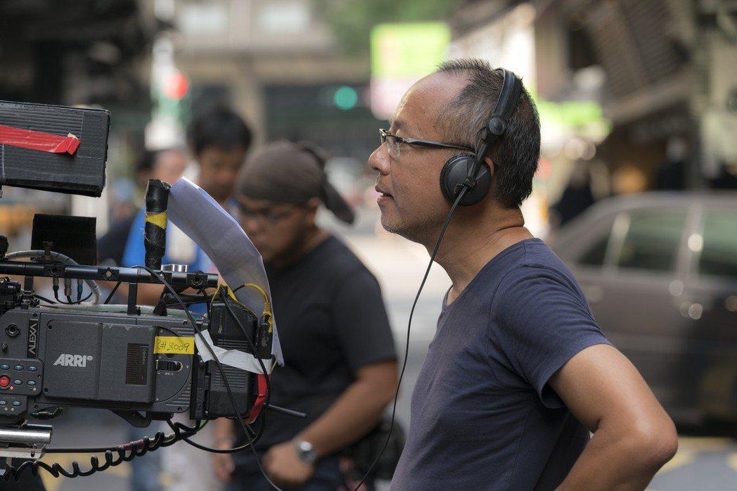 鍾孟宏因「小美」再度入圍本屆金馬最佳攝影。圖/甲上娛樂提供