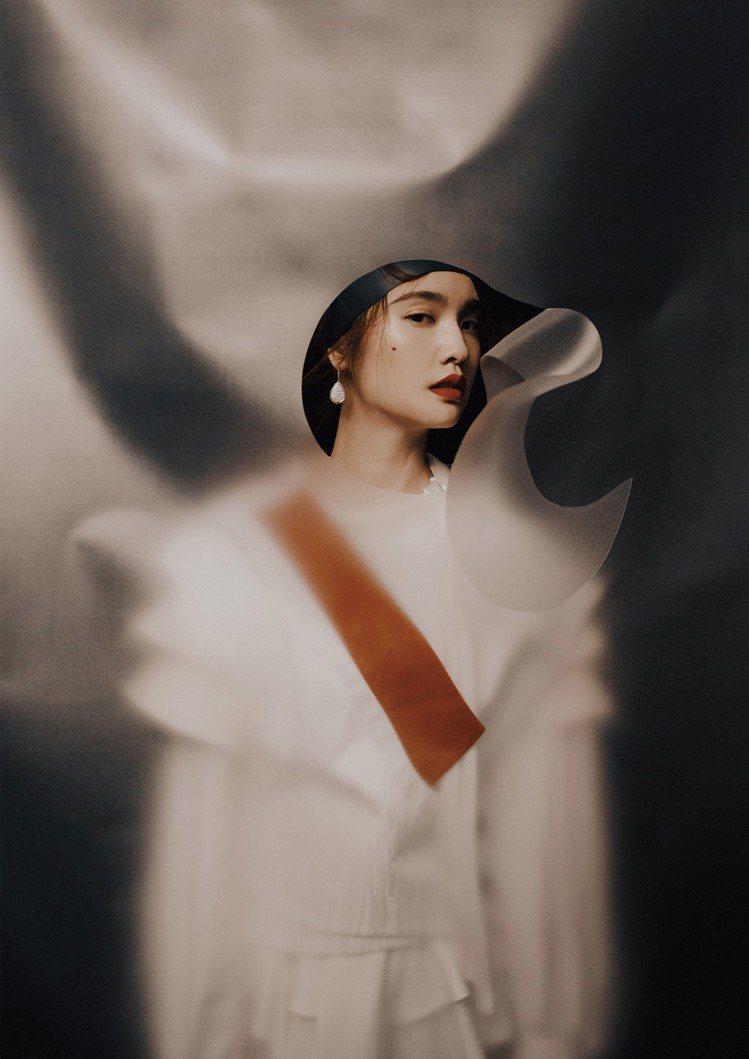 楊丞琳希望愛情回到簡單的本質。圖/MilkX提供
