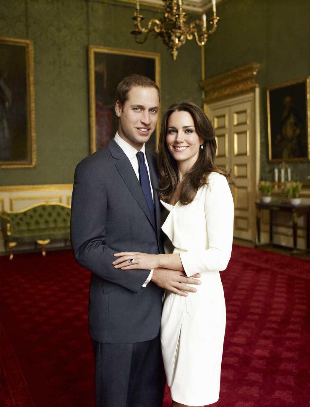 威廉與凱特在美國也有高人氣。圖/路透資料照片