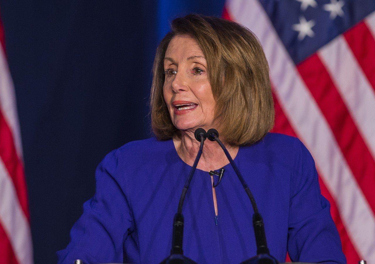 民主黨眾議員波洛西在這次選舉低調為許多同黨候選人募款。 歐新社