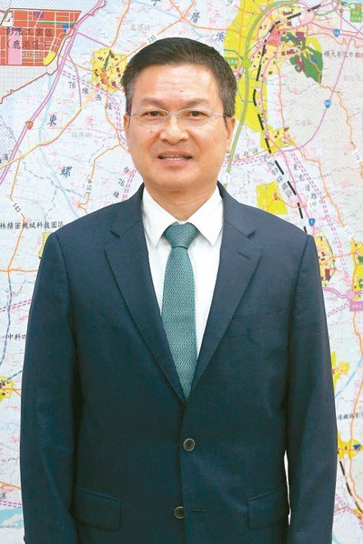 民進黨彰化縣長參選人魏明谷。 本報資料照片