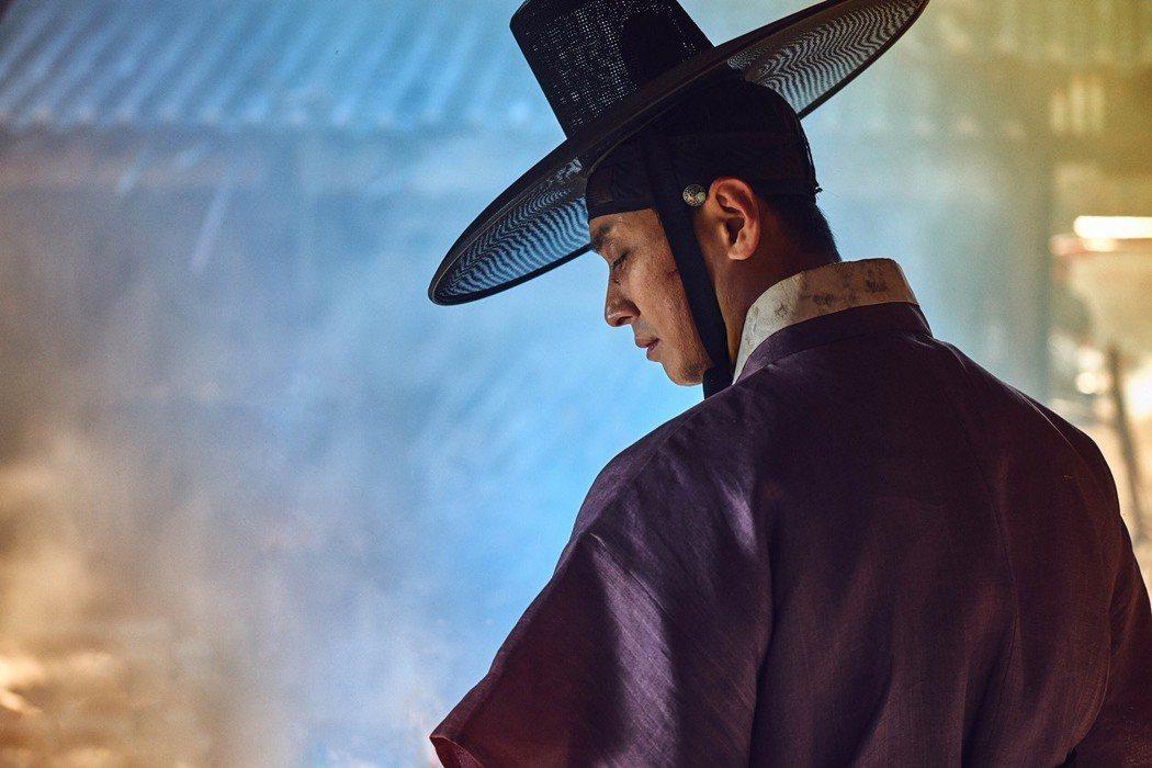 朱智勛演出「李屍朝鮮:第一季」(Kingdom)。圖/Netflix提供