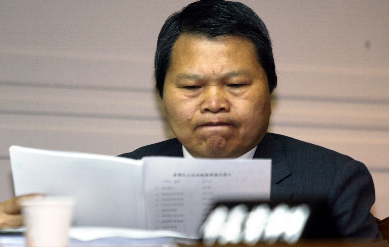 周燦德。 本報資料照片/記者潘俊宏攝影