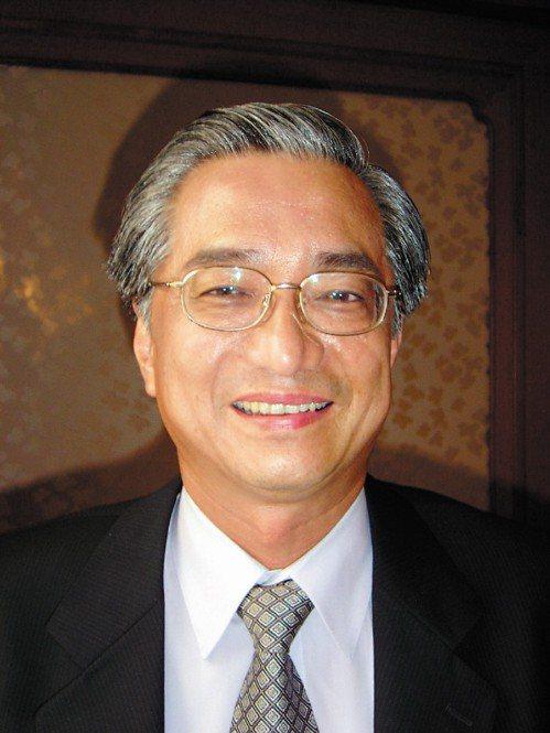 啟碁科技董事長謝宏波。 聯合報系資料照片