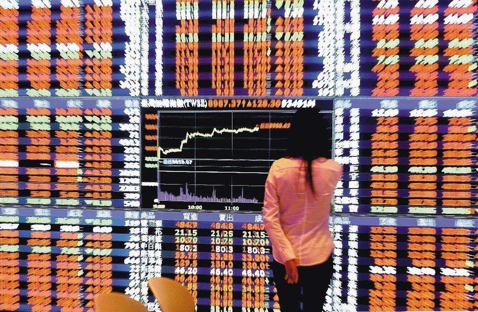 有網友在PTT分享5點毀掉投資的行為。 圖/聯合報系資料照片