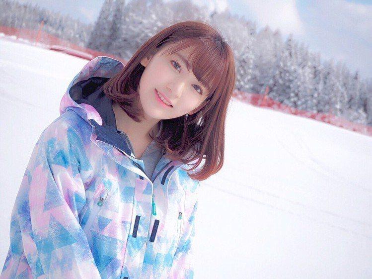 宮脇咲良。圖/擷自instagram