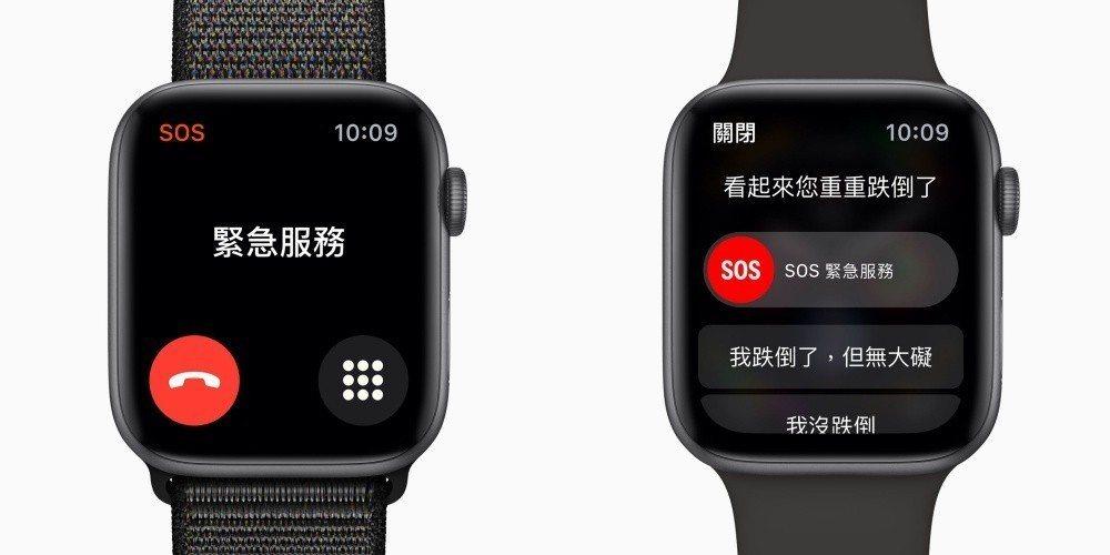 配合可偵測更細微動作改變的功能,讓Apple Watch series 4可偵測...