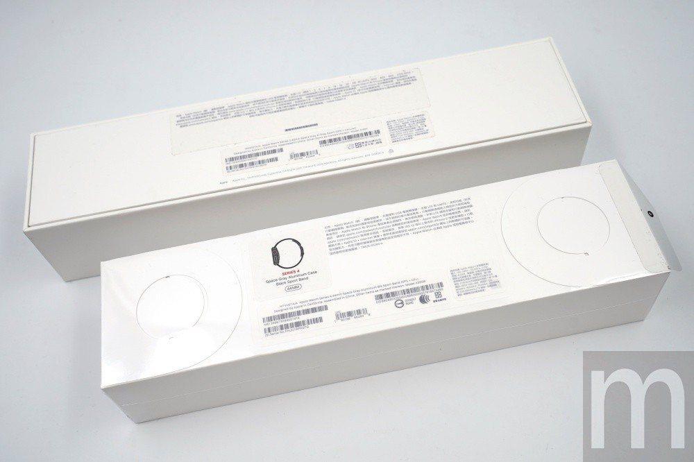 Wi-Fi+Cellular版本會標示在盒底,同時盒裝設計也有些不同