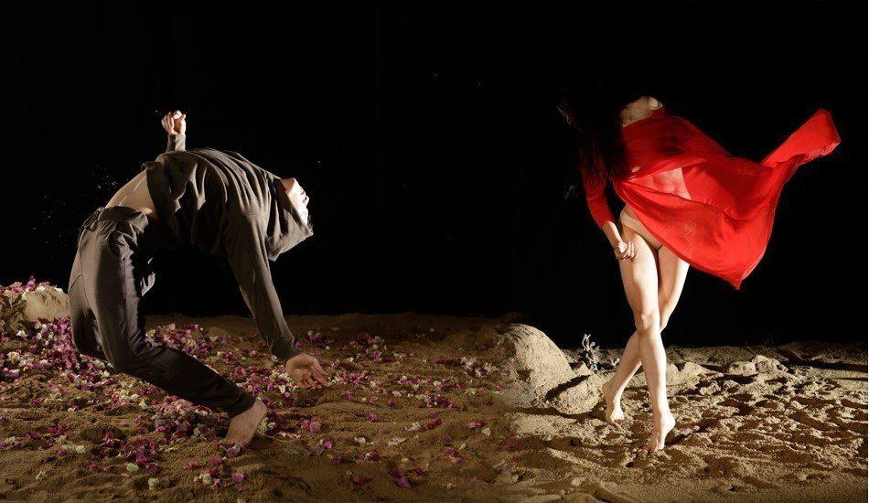 劇照提供:世紀當代舞團