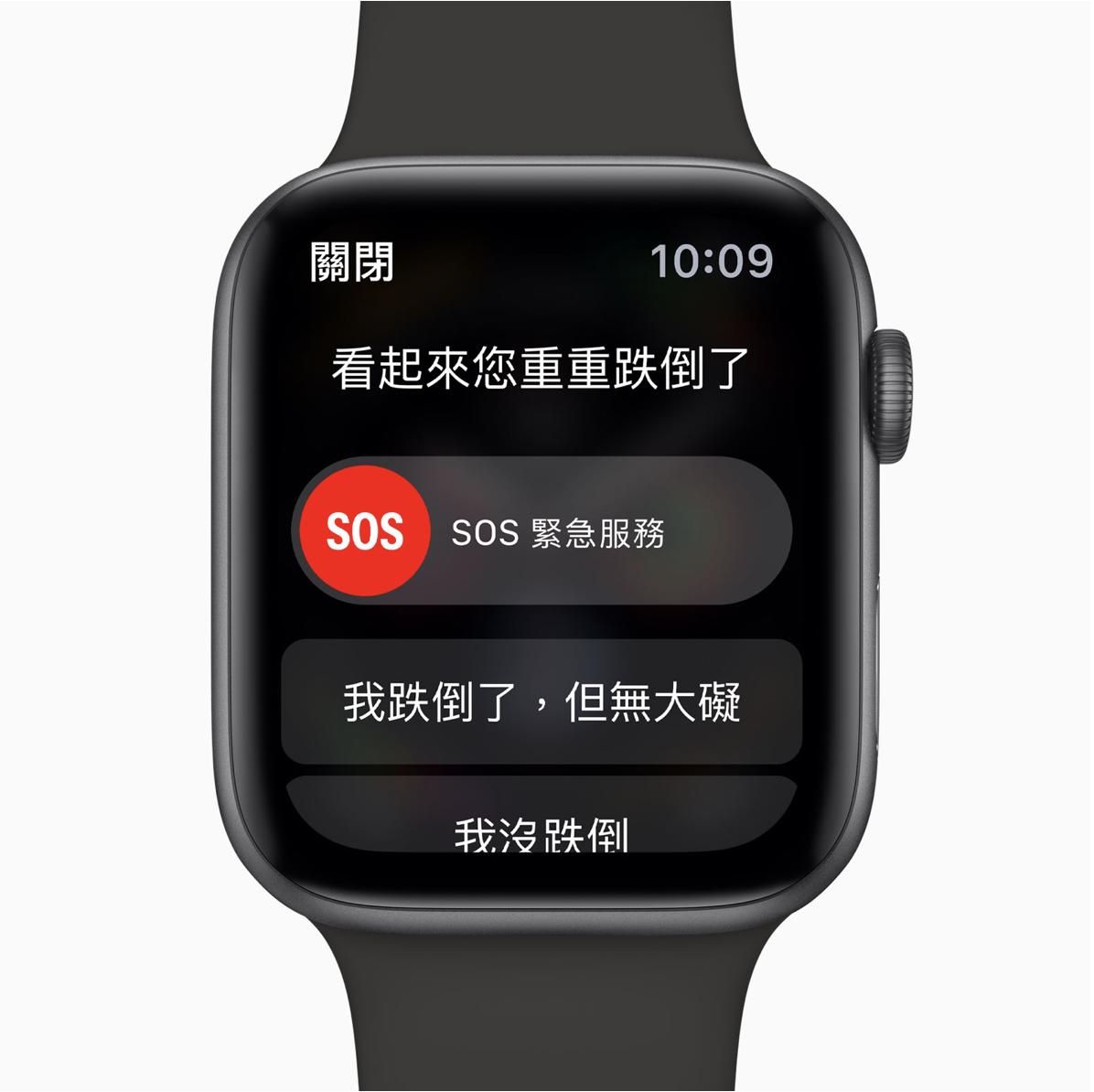 Apple Watch Series 4 使用者 以上 歲 對 功能 65 功能 Apple 跌倒 , Series ...
