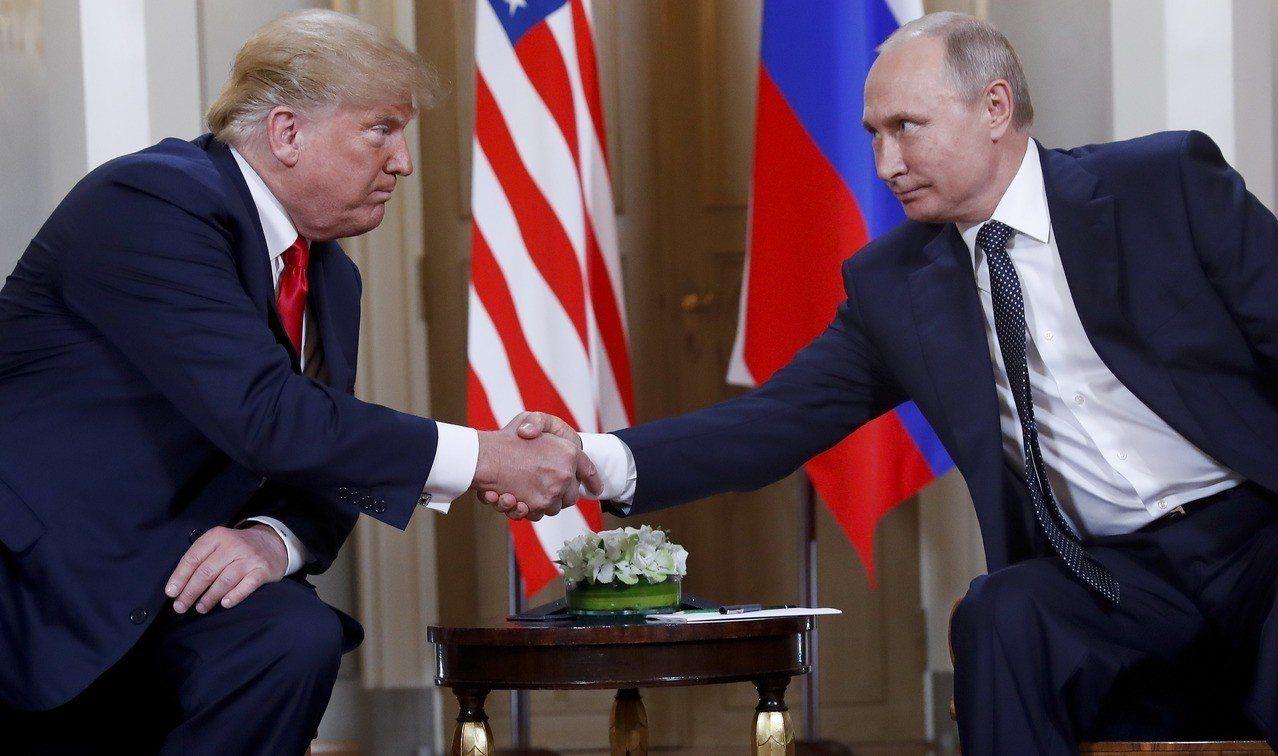 俄羅斯總統普亭和美國總統川普已達成共識,不在巴黎舉行會談,以免一戰紀念活動焦點轉...