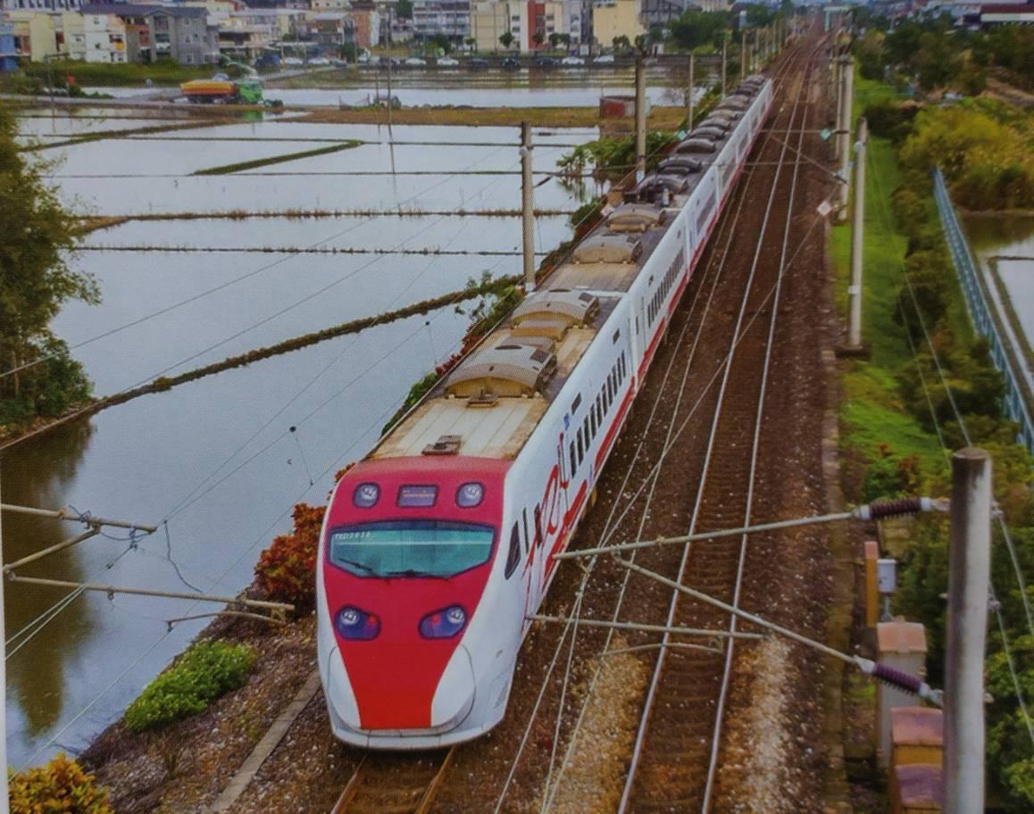 總統蔡英文將全力為鐵路高架背書。圖/本報資料照