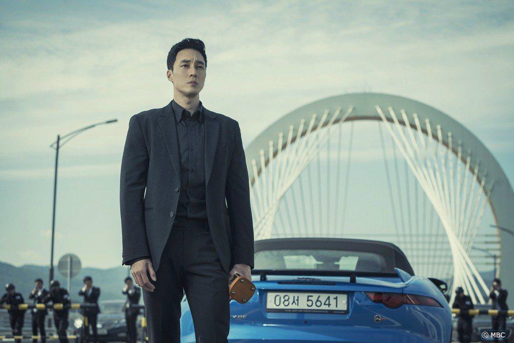 蘇志燮將來台選出「我身後的陶斯」。圖/KKTV提供