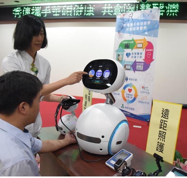 華碩集團旗下華碩健康攜手秀傳醫療體系共創精準醫療服務