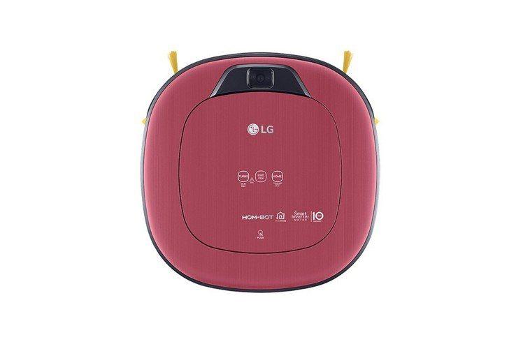 LG清潔機器人VR66413,特價18,900元,再送ASUS 14吋四核心筆電...