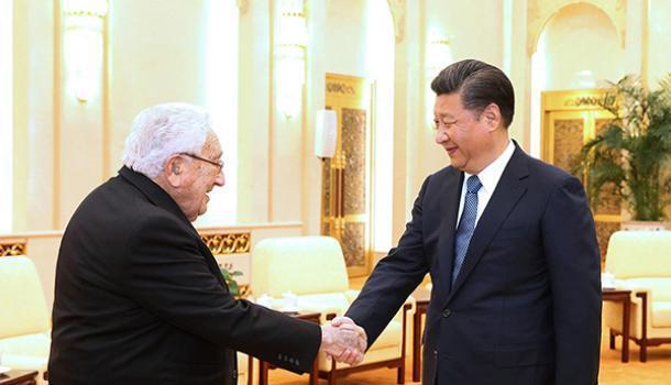 大陸國家主席習近平8日會見美國前國務卿季辛吉時強調,中美雙方對彼此的戰略意圖要有...