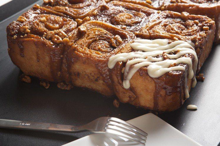 Heritage Bakery & Cafe以販售自製傳統美式經典烘培甜點聞名。...