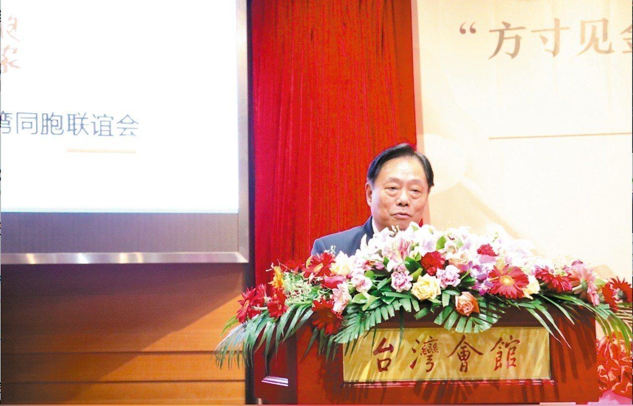 中心主任梁國揚表示,明年將在大陸和台灣辦多項大型兩岸交流活動,還將結合兩岸藝術家...