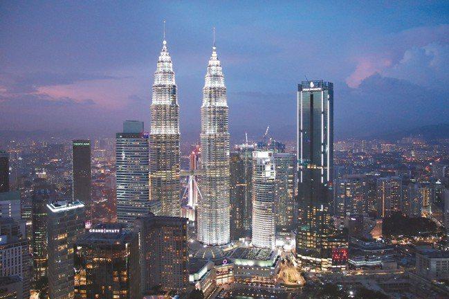 國際著名的馬來西亞雙子星大樓,彷彿是為吉隆坡悅榕庄而生。 圖/陳志光