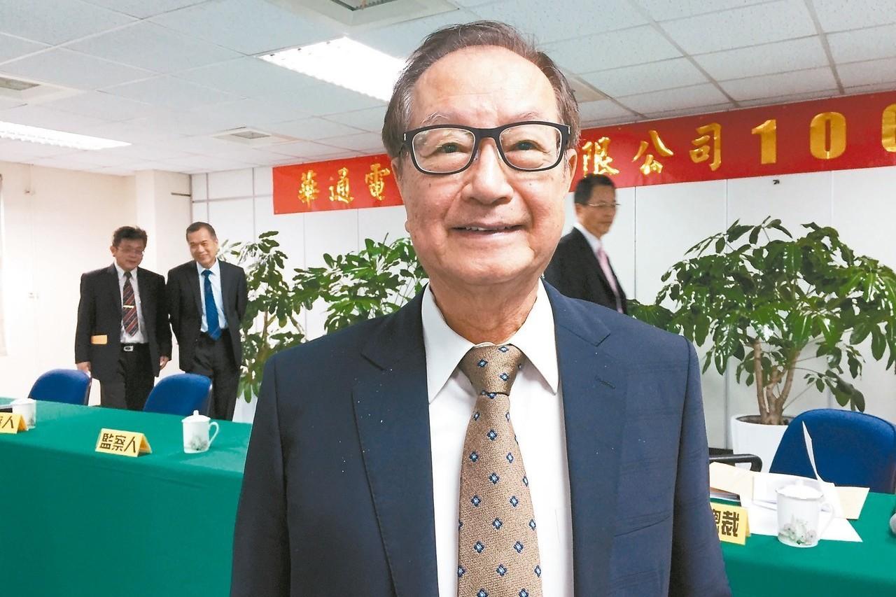 華通董事長吳健 (本報系資料庫)