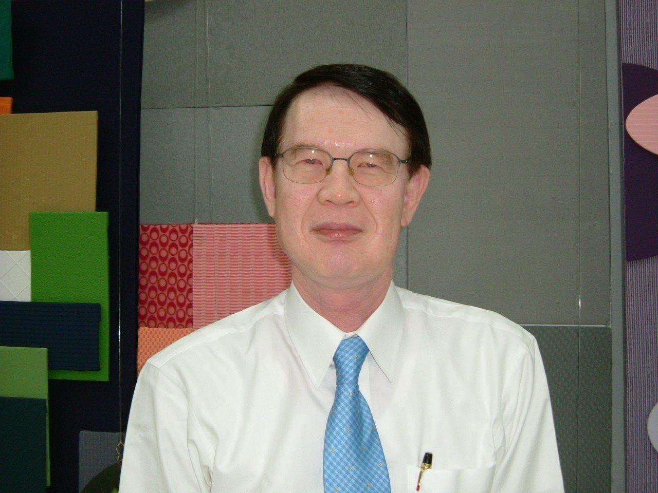 儒鴻董事長洪鎮海 報系資料照
