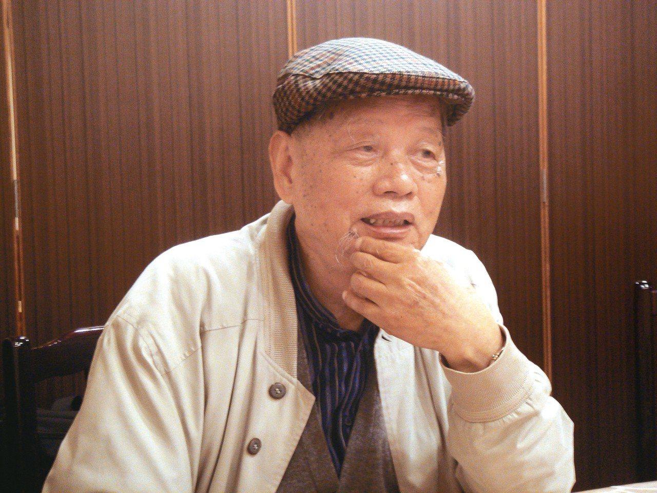 華新麗華創辦人焦廷標,7日辭世於台北,享壽95。