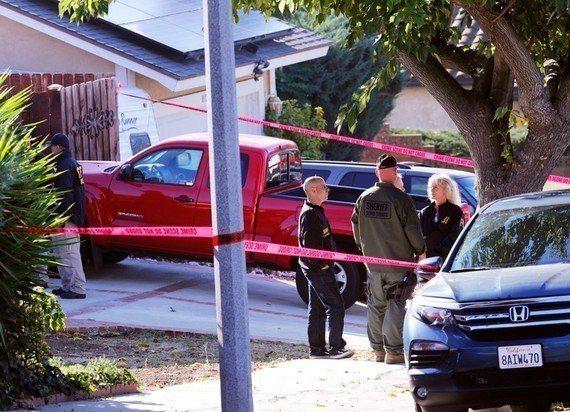 加州千橡槍案,沛普丹一名學生和加州路德大學一名畢業生遇難。 記者丁曙攝影