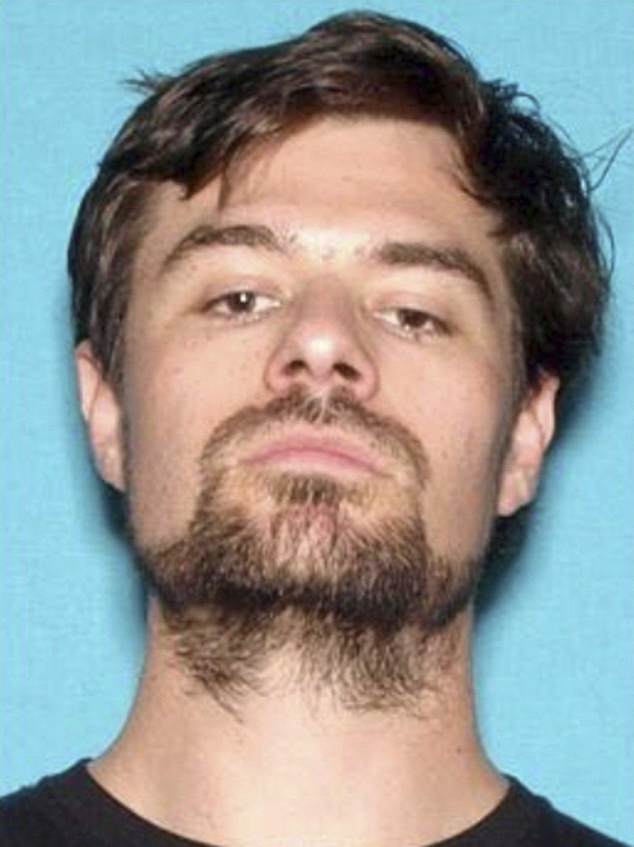 加州千橡酒吧血案的槍手隆恩。美聯社