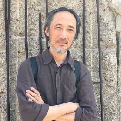 中國流亡作家馬建。圖擷自馬建推特
