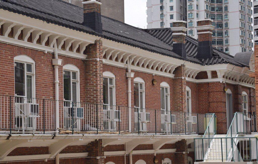 香港大學。中通社