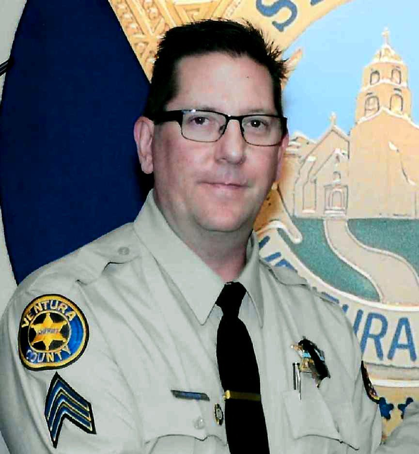 54歲的范杜拉縣巡佐榮恩.海勒斯當了29年警察,原本計劃2019年就要退休,不料...