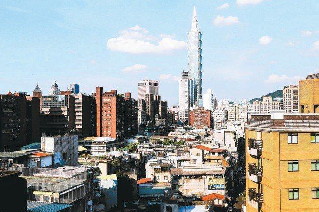 台北市新屋房價貴,但買方仍然想買新房子。 報系資料照