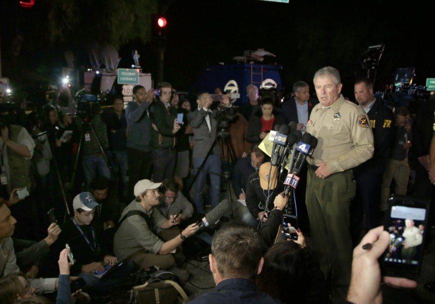 文杜拉郡警長狄恩(Geoff Dean)表示,兇嫌身分查出,是美軍陸戰隊退伍軍人...